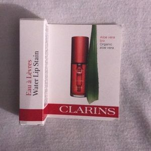 Clarins Water Lip Stain- 03 Red Water